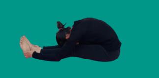 पश्चिमोत्तानासन |Paschimottanasana | Seated Forward Bend Yoga Pose