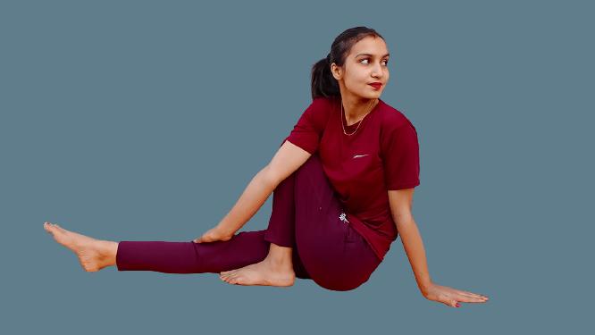 Vakrasana (Twisted Pose)