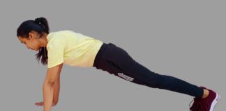How to do Plank Pose (Kumbhakasana) Step by step in Hindi | (कुम्भाकासन) बाजू, कंधे, पेट और पीठ की मजबूती के लिए